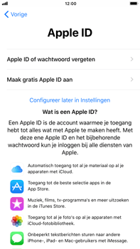 Apple iPhone 6 Plus iOS 11 - Toestel - Toestel activeren - Stap 18
