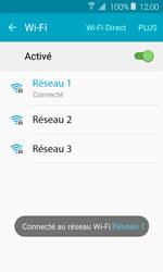 Samsung Galaxy J1 - WiFi et Bluetooth - Configuration manuelle - Étape 8