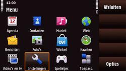 Nokia N97 Mini - Internet - handmatig instellen - Stap 4