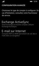 Nokia Lumia 530 - E-mails - Ajouter ou modifier un compte e-mail - Étape 10