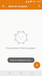 Wiko Tommy 2 - E-mails - Envoyer un e-mail - Étape 16
