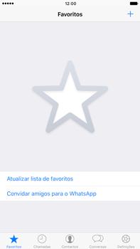 Apple iPhone 7 Plus - Aplicações - Como configurar o WhatsApp -  15