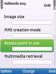 Nokia C5-00 - MMS - Manual configuration - Step 18