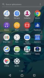 Sony Xperia XZ - Android Nougat - Internet - Activar o desactivar la conexión de datos - Paso 3
