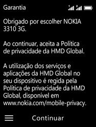 Nokia 3310 - Primeiros passos - Como ligar o telemóvel pela primeira vez -  10