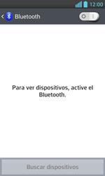 LG Optimus L5 II - Bluetooth - Conectar dispositivos a través de Bluetooth - Paso 5