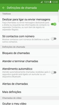 Samsung Galaxy S6 Edge + - Chamadas - Como bloquear chamadas de um número -  6
