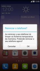 Huawei G620s - Internet no telemóvel - Como configurar ligação à internet -  24