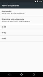 LG Google Nexus 5X (H791F) - Red - Seleccionar una red - Paso 8