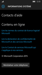 Acer Liquid M330 - Appareil - Réinitialisation de la configuration d