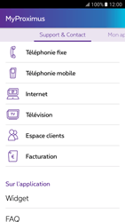 Samsung A520 Galaxy A5 (2017) - Applications - MyProximus - Étape 19