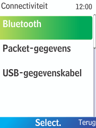 Nokia X2-00 - Bluetooth - headset, carkit verbinding - Stap 5