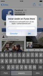 Apple iPhone 6s iOS 9 - Aplicaciones - Tienda de aplicaciones - Paso 25