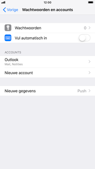 Apple iPhone 6 Plus - iOS 12 - E-mail - Handmatig instellen (outlook) - Stap 10