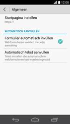 Huawei Ascend P6 LTE - Internet - handmatig instellen - Stap 22