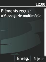 Nokia 301-1 - MMS - Configuration automatique - Étape 4