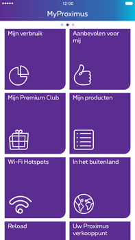 Apple iPhone 6 Plus iOS 9 - Applicaties - MyProximus - Stap 12
