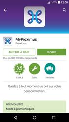 Acer Liquid Z530 - Applications - MyProximus - Étape 8