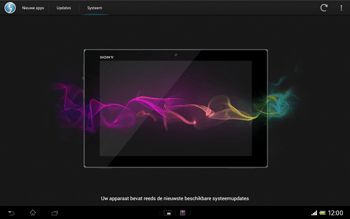 Sony SGP321 Xperia Tablet Z LTE - Software updaten - Update installeren - Stap 7
