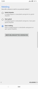 Sony xperia-10-plus-I4123 - E-mail - Account instellen (POP3 met SMTP-verificatie) - Stap 21