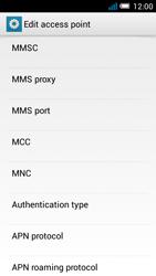 Alcatel OT-5036X Pop C5 - MMS - Manual configuration - Step 13