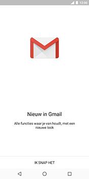 Nokia 7 Plus - E-mail - e-mail instellen: IMAP (aanbevolen) - Stap 4