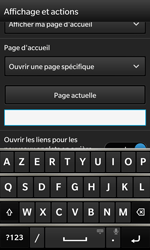 BlackBerry Z10 - Internet - configuration manuelle - Étape 20