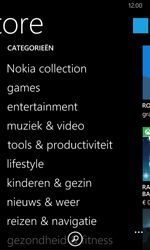 Nokia Lumia 630 - Applicaties - Download apps - Stap 10