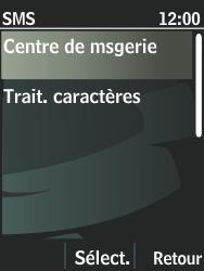 Nokia 301-1 - SMS - Configuration manuelle - Étape 7