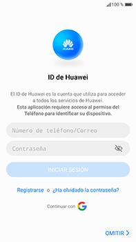 Huawei P10 Plus - Primeros pasos - Activar el equipo - Paso 15