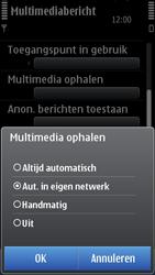 Nokia C7-00 - MMS - probleem met ontvangen - Stap 9