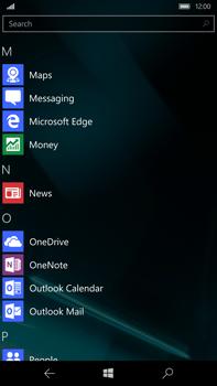 Microsoft Lumia 950 XL - Mms - Sending a picture message - Step 2
