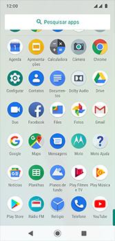 Motorola Moto G7 - Aplicativos - Como baixar aplicativos - Etapa 3