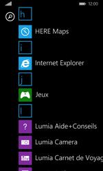 Microsoft Lumia 532 - Internet - Navigation sur Internet - Étape 2