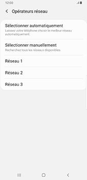 Samsung Galaxy S9 Plus - Android Pie - Réseau - utilisation à l'étranger - Étape 13