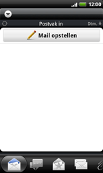 HTC S510e Desire S - E-mail - E-mails verzenden - Stap 4