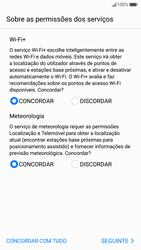 Huawei P10 - Primeiros passos - Como ligar o telemóvel pela primeira vez -  8