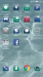 Huawei P10 - Mensajería - Configurar el equipo para mensajes de texto - Paso 3