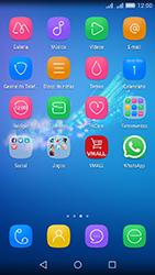 Huawei Y6 - Aplicações - Como configurar o WhatsApp -  4
