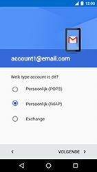Motorola Moto G 4G (3rd gen.) (XT1541) - E-mail - Account instellen (IMAP zonder SMTP-verificatie) - Stap 12