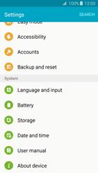 Samsung J320 Galaxy J3 (2016) - Appareil - Réinitialisation de la configuration d