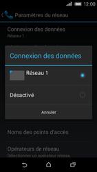 HTC Desire 320 - Internet - Activer ou désactiver - Étape 6