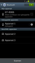 Samsung I9305 Galaxy S III LTE - Bluetooth - Headset, carkit verbinding - Stap 8