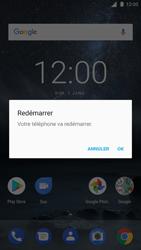 Nokia 8 - Mms - Configuration manuelle - Étape 19