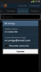 Samsung Galaxy S4 Mini - Mensajería - Escribir y enviar un mensaje multimedia - Paso 7
