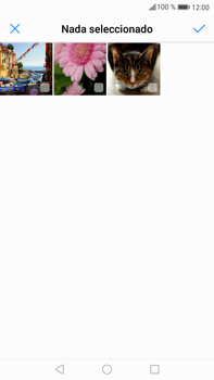 Huawei Mate 9 - E-mail - Escribir y enviar un correo electrónico - Paso 13