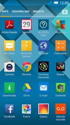 Alcatel OT-7041X Pop C7 - SMS - Handmatig instellen - Stap 3