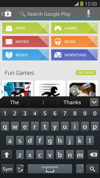 Samsung Galaxy S5 G900F - Applications - MyProximus - Step 5