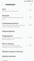 Samsung Galaxy S6 Edge - Android Nougat - NFC - NFC activeren - Stap 5