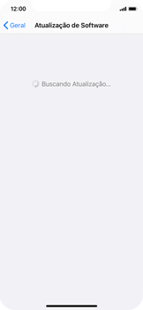 Apple iPhone X - iOS 13 - Funções básicas - Como atualizar o software do seu aparelho - Etapa 5
